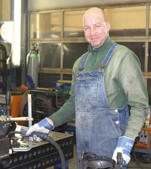 Fortuna Fahrzeugbau arbeitet ausschließlich mit Schweißgeräten von REHM Schweißtechnik