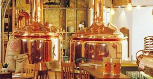 WIG-Schweißen im Brauerei-Anlagenbau
