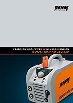 Hochleistungs Elektroden-Inverter mit 250 A bis 320 A