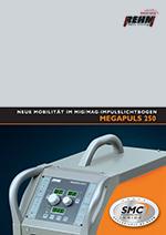 Mobiles Impuls MIG-MAG-Schweißgerät mit 250 A