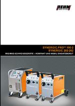 REHM - SYNERGIC.PRO² 109-2 und SYNERGIC 202/262