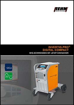 Digitale WIG-Schweißgeräte digital