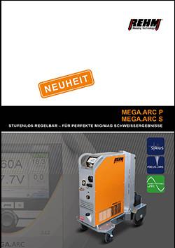 REHM - Die neue MEGA.ARC P und S