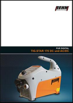 TIG.STAR 170 - das Einstiegsmodell in die REHM WIG-Technologie