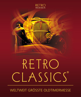 Besuchen Sie uns auf der Retro Classics 2019 in Stuttgart