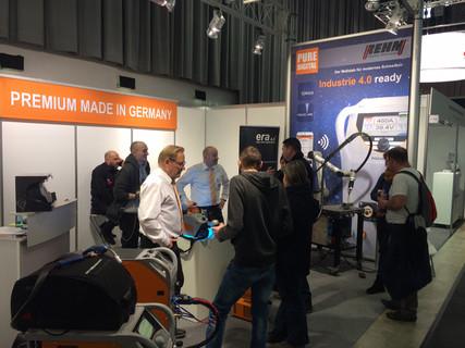Rückblick: Industriemesse ie 2019 in Freiburg