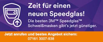 Start der 3M Aktionswochen - Zeit für einen neuen Speedglas!