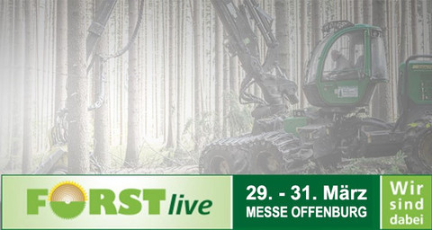 20. FORST live | Messe Offenburg