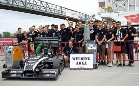 Rückblick: Formula Student Spain Rennstall Esslingen