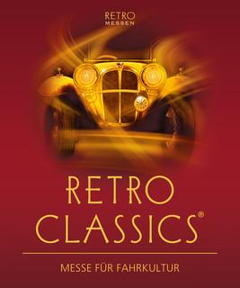 Besuchen Sie uns auf der Retro Classics 2020 in Stuttgart