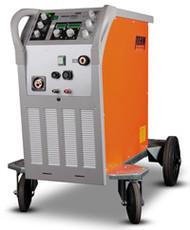 Impuls Schweißgerät MEGA.PULS FOCUS mit 230 Ampere in luftgekühlter Ausführung