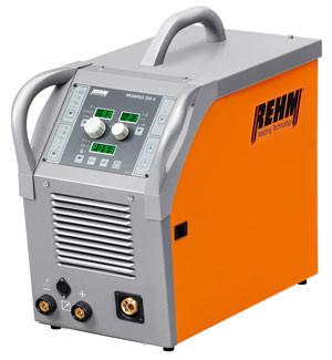MIG/MAG Impuls Schweißgerät MEGAPULS 250 tragbar mit 250 Ampere
