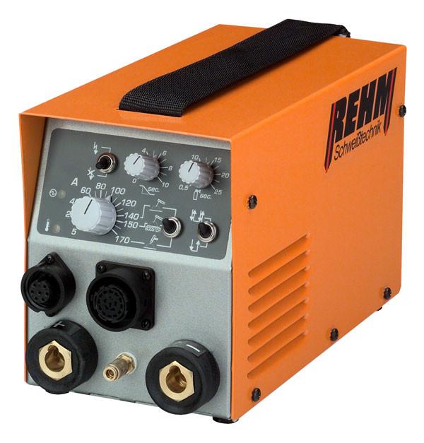 Mobiles WIG-Schweißgerät TIGER mit 170 bis 210 Ampere