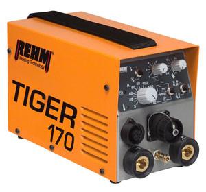 WIG-Schweißgerät TIGER mit 170 Ampere und WIG DC Funktion