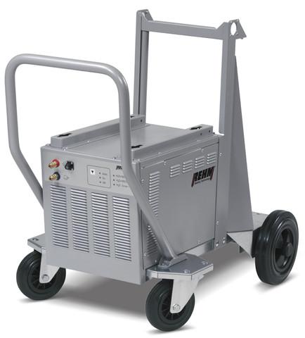 Fahrbares Wasserkühlgerät TIG-COOL mit und ohne Fahrwagen für INVERTIG.PRO