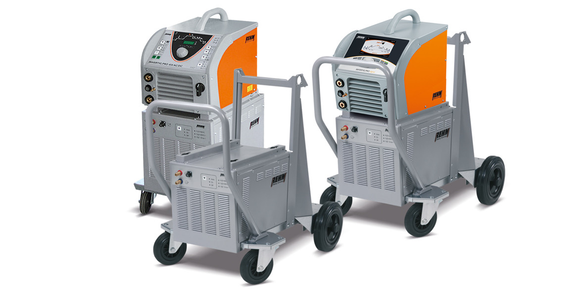 WIG Wasserkühlgeräte TIG-COOL & TIG-COOL CART für INVERTIG.PRO