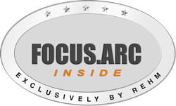Schweißprozess FOCUS.ARC für MIG/MAG-Schweißgerät MEGA.ARC² 250 bis 450