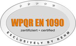 WPQR Zertifizierte Schweißprozesse der MEGA.PULS FOCUS