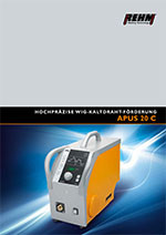 Brochure download of cold wire feeder for TIG welding