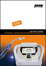 REHM - New product: FOCUS.ARC P