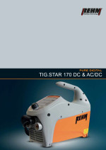Brochure download of portable TIG welding machine TIG.STAR