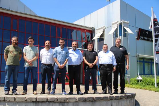 Zu Gast bei REHM – unsere internationalen Fachhändler