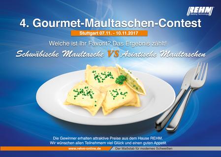 Die Gewinner des 4. Gourmet-Maultaschen-Contests stehen fest!