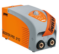 Electrode inverter BOOSTER.PRO with 210 Amp