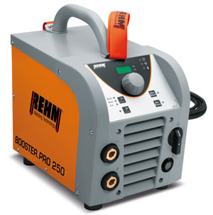 Electrode welding machine BOOSTER.PRO with 250 Amp