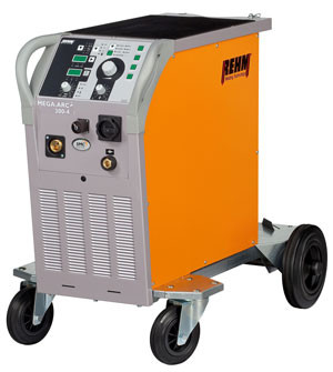 MIG / MAG welding machine MEGA.ARC² with 250 Amp