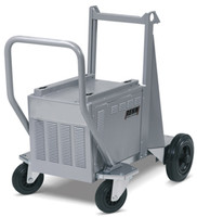 Carriage TIG CART for INVERTIG.PRO with lockable storage compartment
