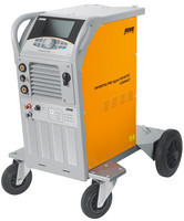 Welding machine INVERTIG.PRO digital DC with water cooler and 240 Amp