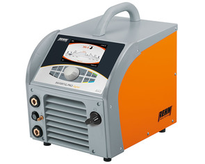 TIG welding machine INVERTIG.PRO digital with 240 to 450 Amp and HYPER.PULS technology