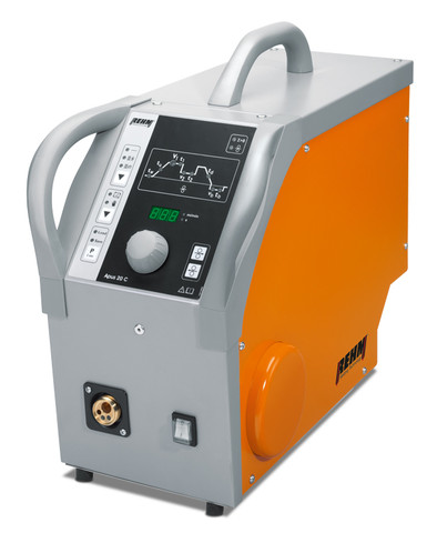 TIG cold wire feeder case APUS 20 C for INVERTIG.PRO welding machines
