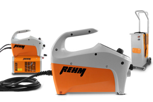 More information about the TIG welding machine TIGER by REHM Welding Technology