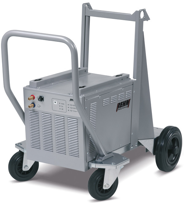 Water cooler TIG-COOL & TIG-COOL CART with carriage for INVERTIG.PRO