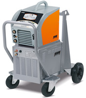 Water cooler TIG-COOL CART 2000 with carriage for INVERTIG.PRO