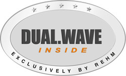 INVERTIG.PRO digital with DUAL.WAVE technology inside for HYPER.PULS
