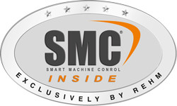 Smart Machine Control technology inside MIG  /MAG welding machines SYNERGIC.PRO² 250 to 450